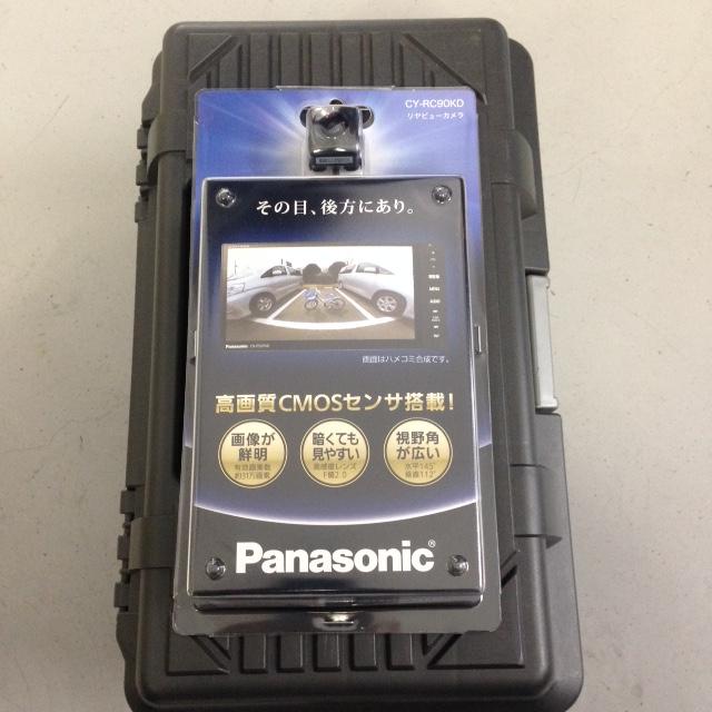 G500バックカメラ取付3